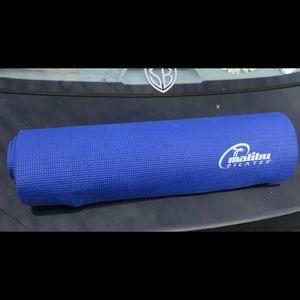 Malibu Pilates yoga mat Low impact